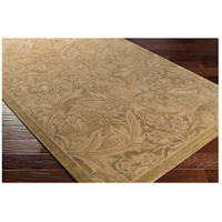 Surya FGD1000-576 Fitzgerald 90 X 60 inch Neutral and Brown Area Rug, Wool alternative photo thumbnail