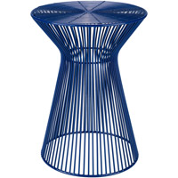 Fife 18 X 14 inch Dark Blue Accent Table Home Decor