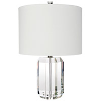 Surya FIT-100 Fitz 21 inch 100 watt Glass Table Lamp Portable Light photo thumbnail
