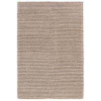 Surya FIX4002-46 Felix 72 X 48 inch Brown and Neutral Area Rug, Wool photo thumbnail