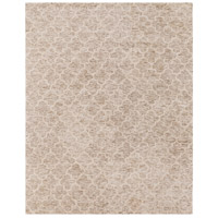 Surya FLC8001-810 Falcon 120 X 96 inch Neutral and Neutral Area Rug, Viscose and Wool photo thumbnail