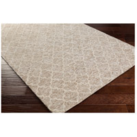 Surya FLC8001-46 Falcon 72 X 48 inch Neutral and Neutral Area Rug, Viscose and Wool alternative photo thumbnail