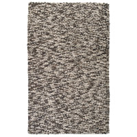 Surya FLG1000-58 Flagstone 96 X 60 inch Black and Gray Area Rug, Wool photo thumbnail