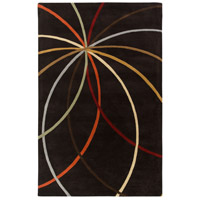 Surya FM7141-46 Forum 72 X 48 inch Brown Area Rug, Wool photo thumbnail