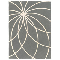 Surya FM7173-811 Forum 132 X 96 inch Gray and Neutral Area Rug, Wool photo thumbnail