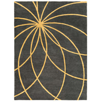 Surya FM7181-811 Forum 132 X 96 inch Yellow and Gray Area Rug, Wool photo thumbnail