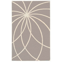 Surya FM7184-69 Forum 108 X 72 inch Gray and Neutral Area Rug, Wool photo thumbnail