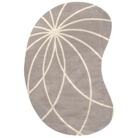 Surya FM7184-69KDNY Forum 108 X 72 inch Gray and Neutral Area Rug, Wool photo thumbnail