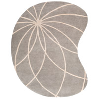 Surya FM7184-810KDNY Forum 120 X 96 inch Gray and Neutral Area Rug, Wool photo thumbnail
