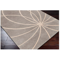 Surya FM7184-46 Forum 72 X 48 inch Gray and Neutral Area Rug, Wool alternative photo thumbnail