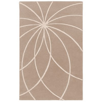Surya FM7185-58 Forum 96 X 60 inch Neutral and Neutral Area Rug, Wool photo thumbnail