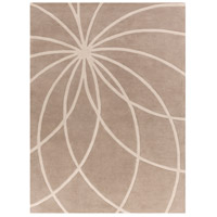 Surya FM7185-811 Forum 132 X 96 inch Neutral and Neutral Area Rug, Wool photo thumbnail