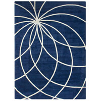 Surya FM7186-1014 Forum 168 X 120 inch Blue and Neutral Area Rug, Wool photo thumbnail