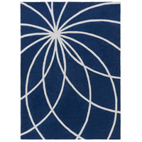 Surya FM7186-811 Forum 132 X 96 inch Blue and Neutral Area Rug, Wool photo thumbnail