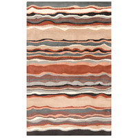 Surya FM7192-69 Forum 108 X 72 inch Brown and Neutral Area Rug, Wool photo thumbnail