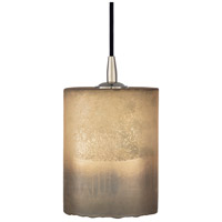 Surya FNL-001 Fenelon 1 Light 6 inch Copper and Nickel Pendant Ceiling Light