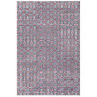 Surya FNT1000-23 Florentine 36 X 24 inch Blue and Gray Area Rug, Viscose photo thumbnail