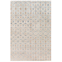 Surya FNT1002-69 Florentine 108 X 72 inch Neutral and Neutral Area Rug, Viscose photo thumbnail
