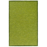 Surya FNY3001-576 Finley 90 X 60 inch Green and Green Area Rug, Polyester photo thumbnail