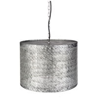 Surya FTR-002 Foster 1 Light 17 inch Pendant Ceiling Light