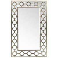 Surya FUR001-6038 Furman 60 X 38 inch Gold Floor Mirror