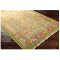 Surya FVL1000-69 Festival 108 X 72 inch Green and Blue Area Rug, Wool alternative photo thumbnail