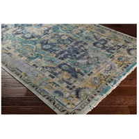 Surya FVL1001-69 Festival 108 X 72 inch Blue and Blue Area Rug, Wool alternative photo thumbnail