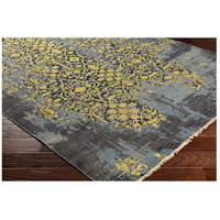 Surya FVL1003-23 Festival 36 X 24 inch Green and Blue Area Rug, Wool alternative photo thumbnail