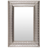 Foxfield 29 X 19 inch Silver Wall Mirror Home Decor