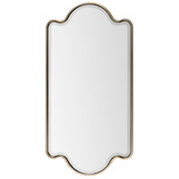 Heath 55 X 28 inch Silver Wall Mirror Home Decor