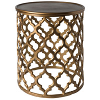 Surya HMMT100-161619 Hammett 17 inch Tan Accent Table