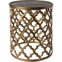 Hammett 20 X 17 inch Tan Accent Table Home Decor