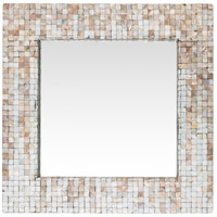 Hornbrook 24 X 24 inch Gray Wall Mirror Home Decor