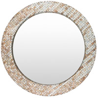 Hornbrook Gray Wall Mirror Home Decor