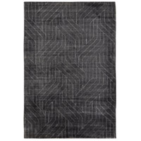 Surya HTW3011-69 Hightower 108 X 72 inch Charcoal and Black Area Rug photo thumbnail