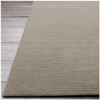 Surya IN8256-2610 Mugal 120 X 30 inch Gray and Gray Runner, Wool alternative photo thumbnail