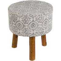 Surya INDO002-161616 Indore Stool Home Decor Cube