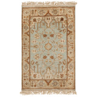 Adana 36 X 24 inch Neutral and Gray Area Rug, Wool