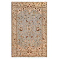 Adana 102 X 66 inch Neutral and Gray Area Rug, Wool