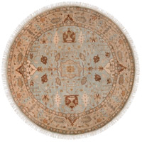 Adana 96 inch Neutral and Gray Area Rug, Wool