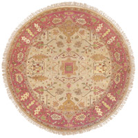 Adana 96 inch Brown and Red Area Rug, Wool