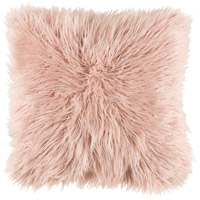Kharaa 18 X 18 inch Blush Pillow Cover
