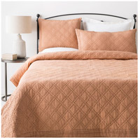 Kojo Tan Quilt Set, Full or Queen