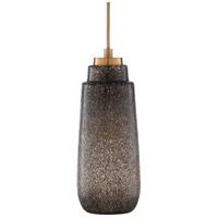 Surya LDR-001 Lenadrew 1 Light 5 inch Brown and Bronze Pendant Ceiling Light