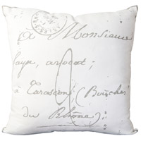 Surya LG512-1818 Montpellier 18 X 18 inch Cream/Charcoal Pillow Cover photo thumbnail