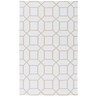 Lagoon 18 X 18 inch White Outdoor Area Rug, Sample