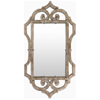 Lalita 40 X 21 inch Silver Wall Mirror Home Decor