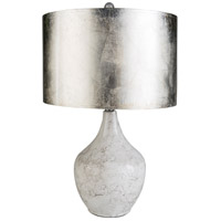 Surya LLD-001 Leland 25 inch 100 watt Table Lamp Portable Light