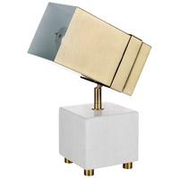Surya LNN-001 Lennox 11 inch 40 watt Table Lamp Portable Light
