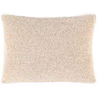 Surya LRK002-1319 Lark 19 X 13 inch Off-White Pillow Cover